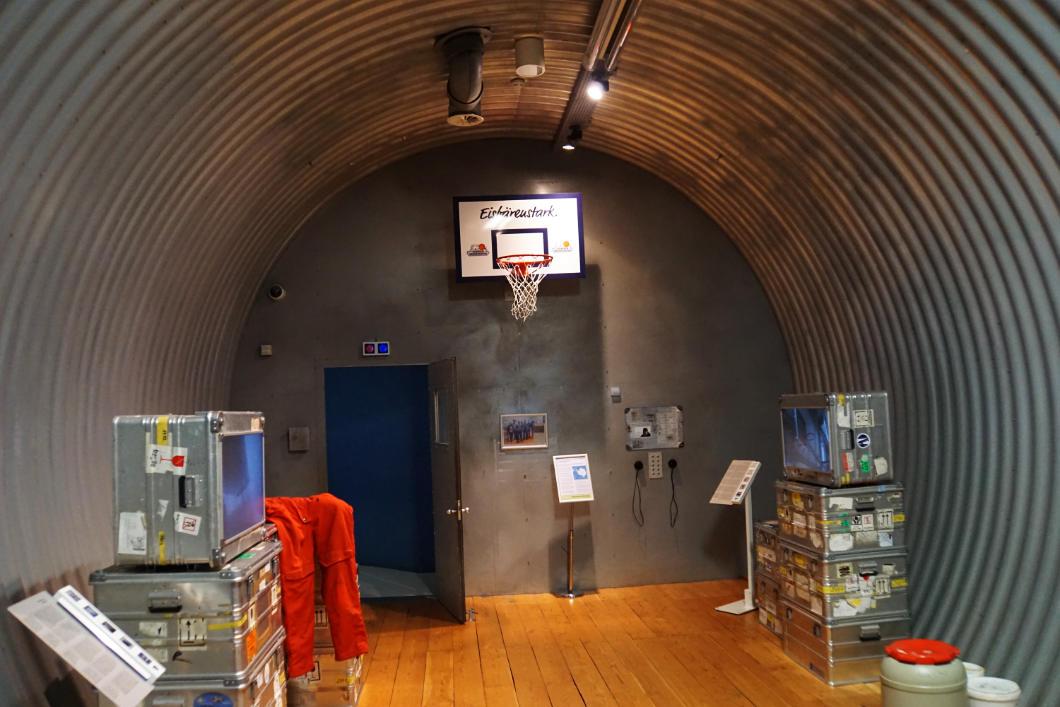 "Climate House Bremerhaven ""8 Grad Ost"""