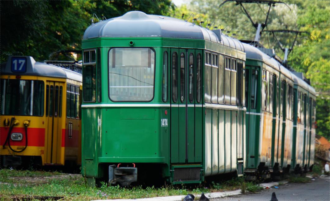 Belgrade public transportation system