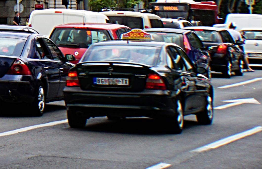 Taxi Belgrade