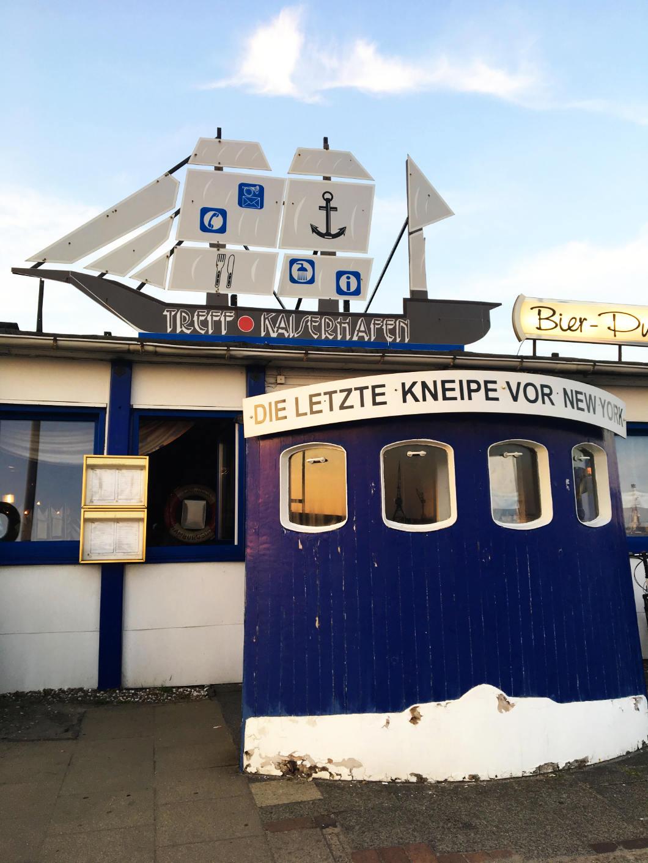 Kaiserhafen Kneipe
