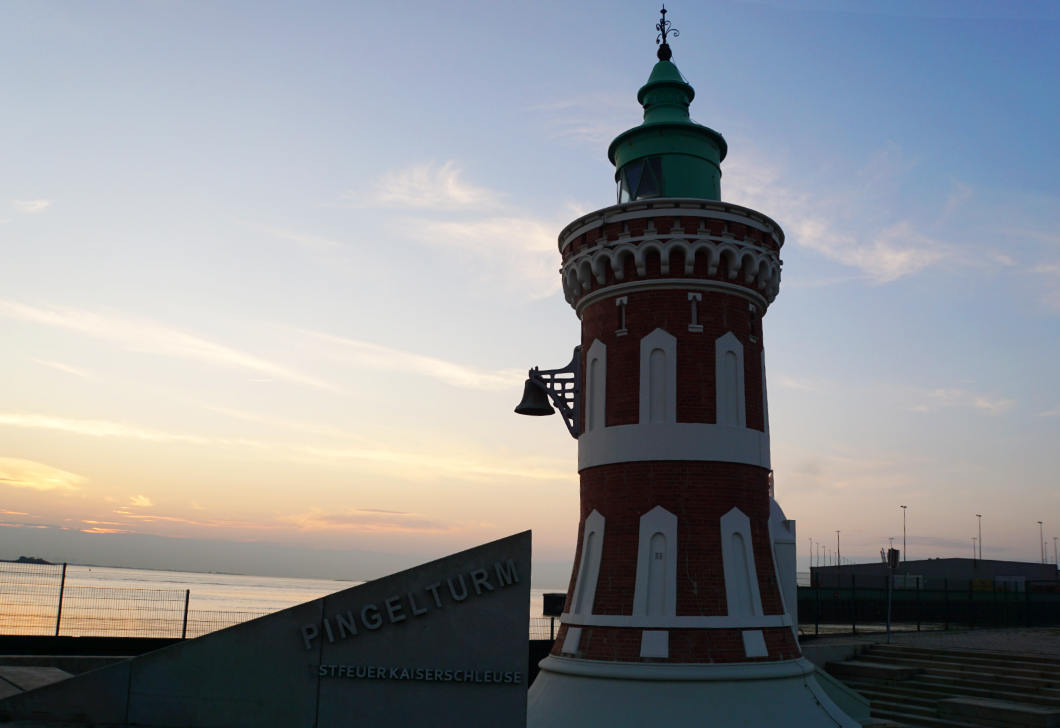 Bremerhaven has some really dreamy photo spots!