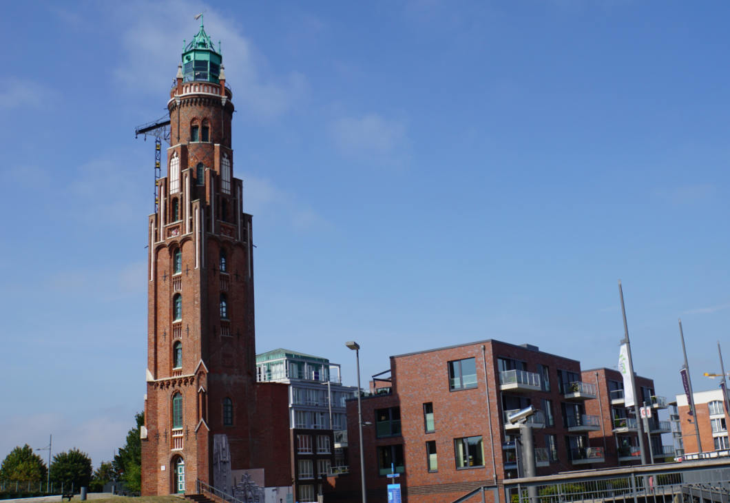 Simon Lochen Leuchtturm Bremerhaven: Our 10 + x tips