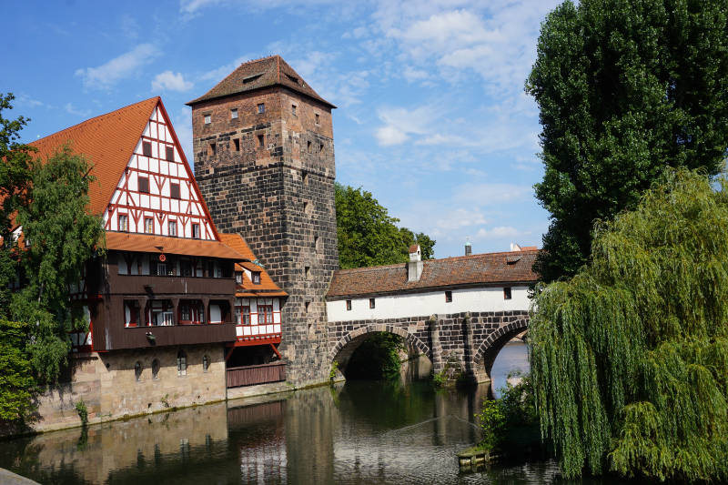 bridges in Nürnberg