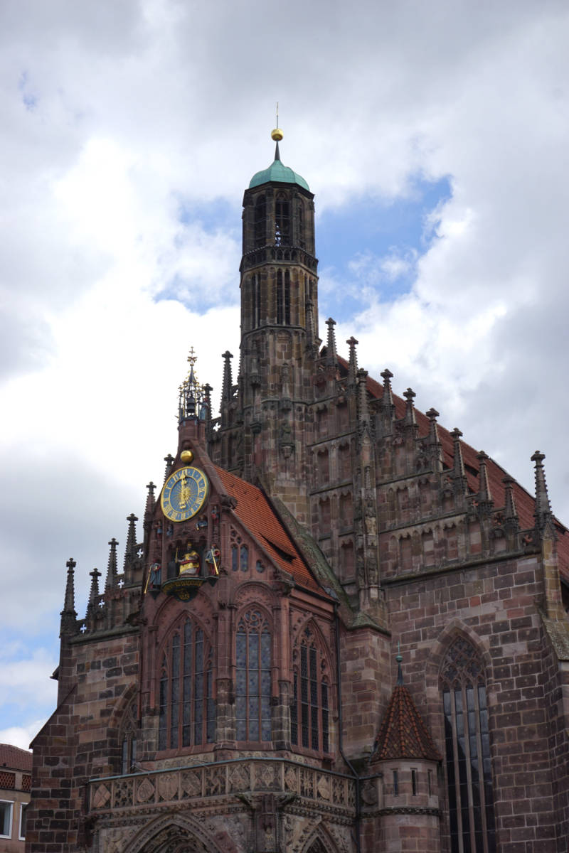 Nürnberg – a stroll through the old town