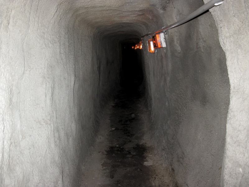 historical rock-cut-cellars of Nürnberg, Felsengänge