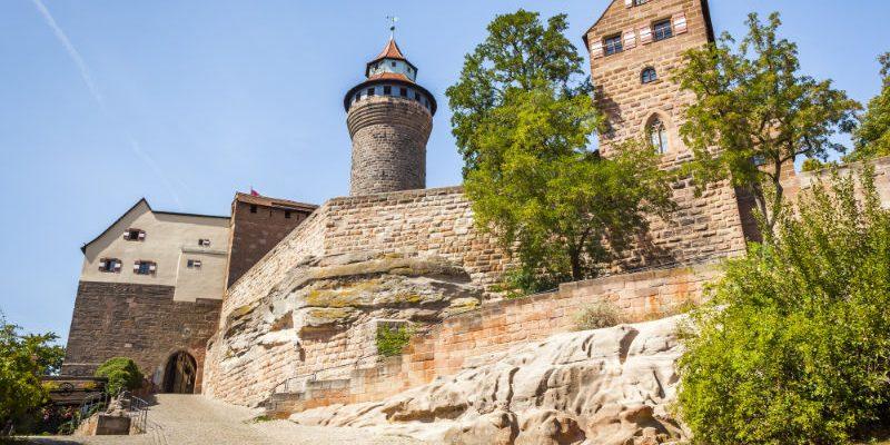 High above Nürnberg – visiting the Kaiserburg