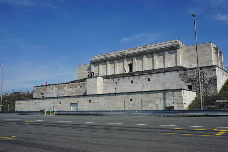 A trip to the past - the former Nazi party rally grounds