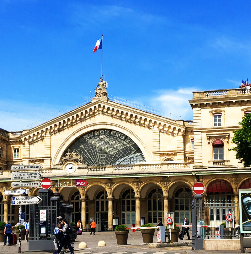 Tips for Paris: Getting to Paris, using the metro in Paris, food and drinks in Paris
