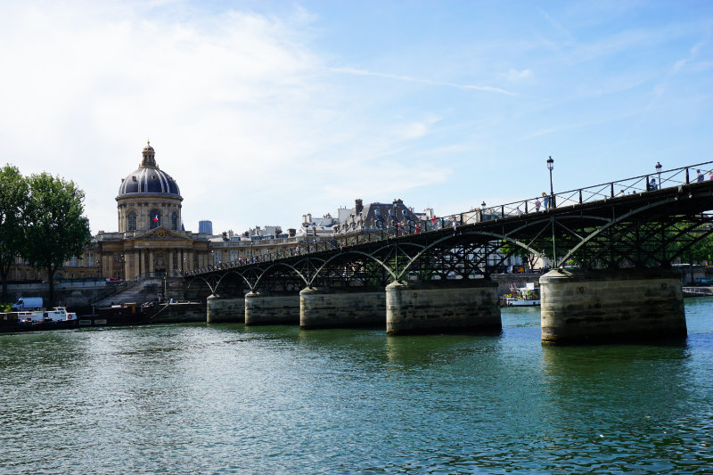 bridge Seine