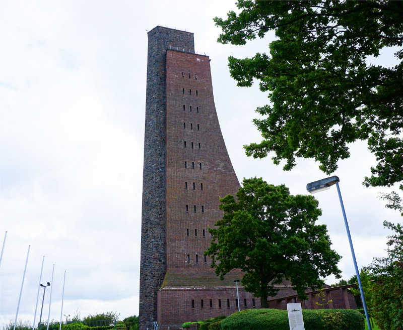Laboe – Naval Memorial and U-boat U-995