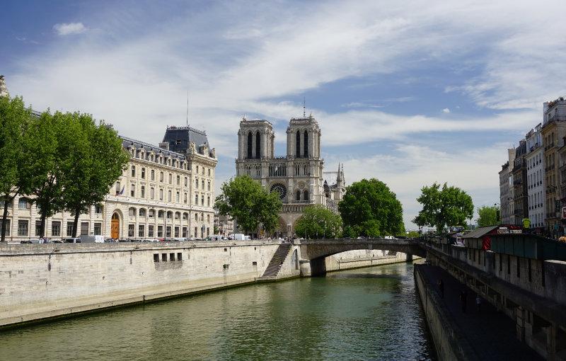 Top 5 places in Paris: Notre Dame