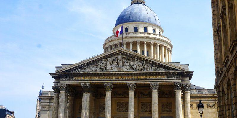 Panthéon Paris – impressions and information