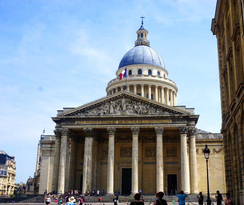 Panthéon Paris – impressions and information