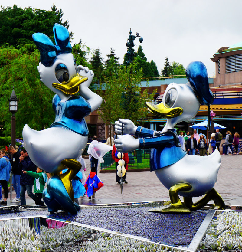 Disneyland Paris – staying at a Disney Hotelel