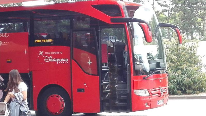 shuttelbus Disney