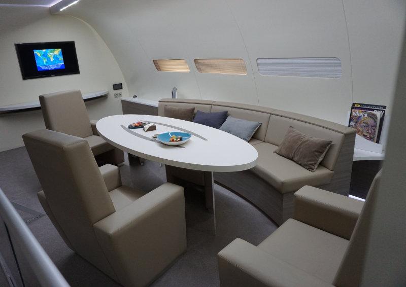 A300 inside