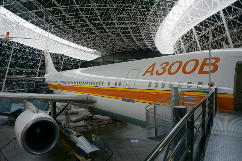 The aeroscopia Toulouse – the Airbus Museum