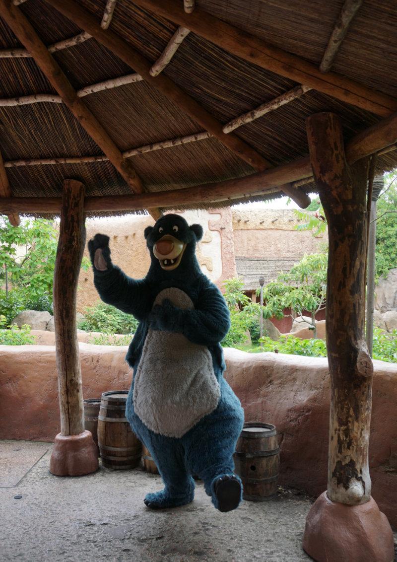 Disney character Balou