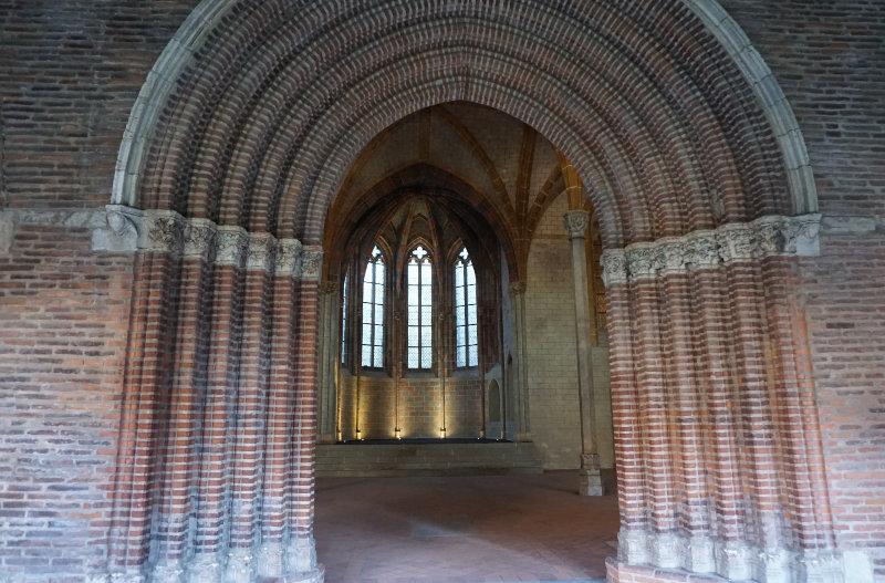 Monastery Toulouse