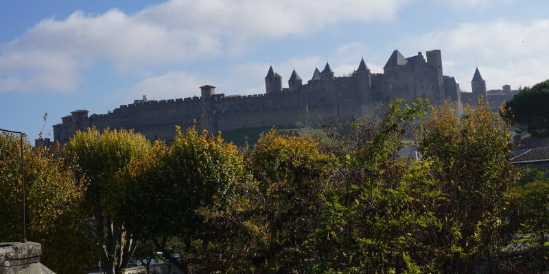 Carcassonne is more than a board game