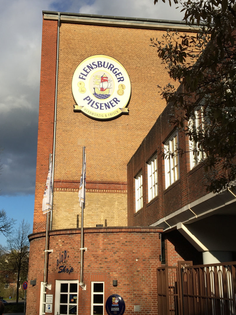 Flensburg's beers