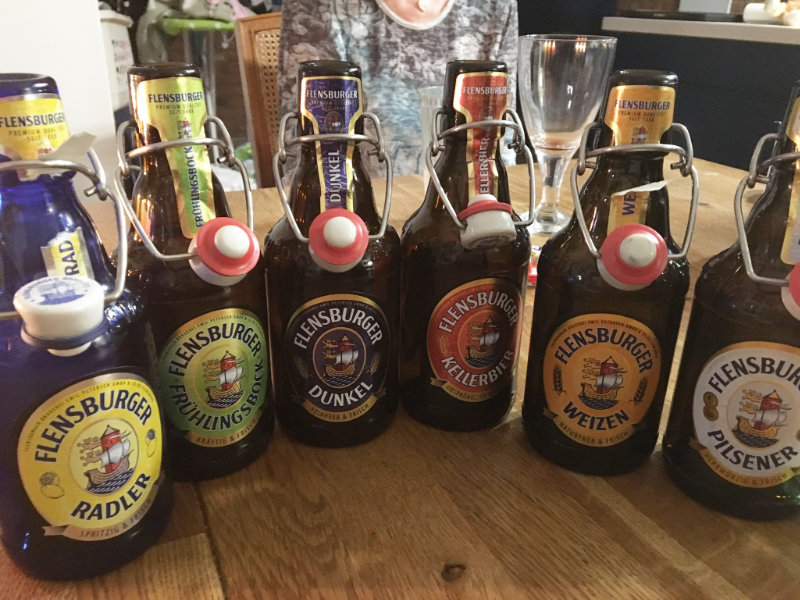 Beer tasting in the North – Flensburg's beers