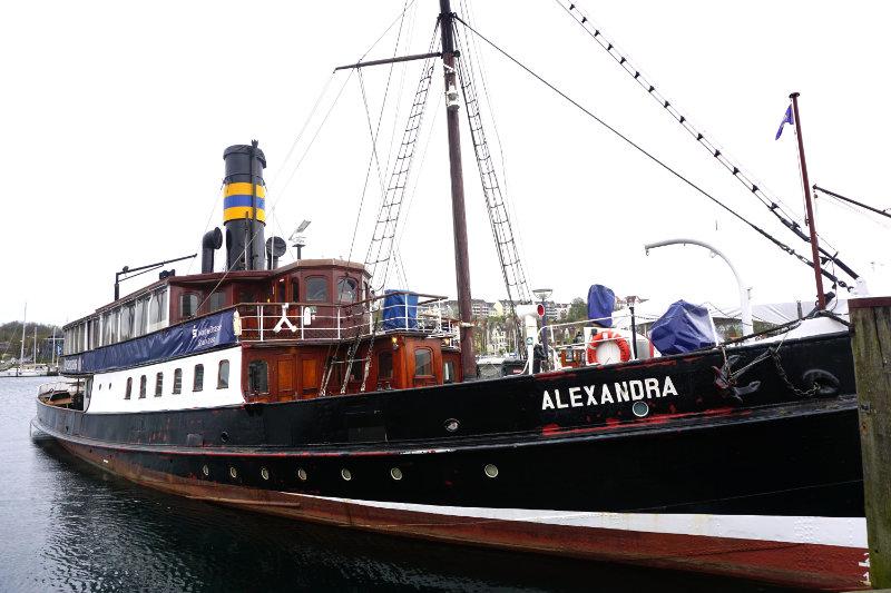 Museum Harbour Flensburg