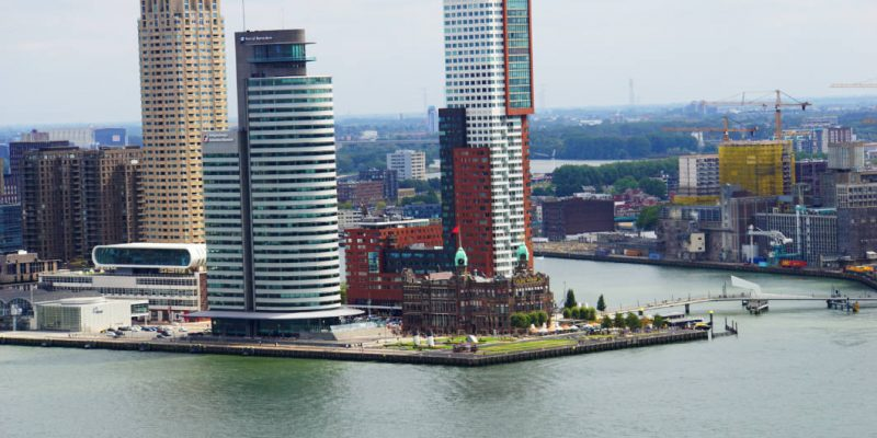 6 places to better not skip in Rotterdam