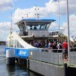 The alternative free port tour in Amsterdam
