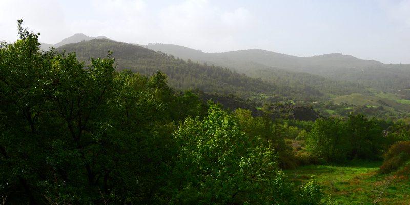 Troodos Gebirge