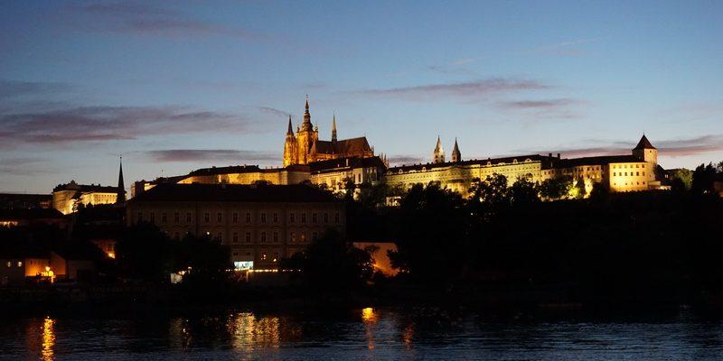 Prag, Burgen und Schlösser in Tschechien
