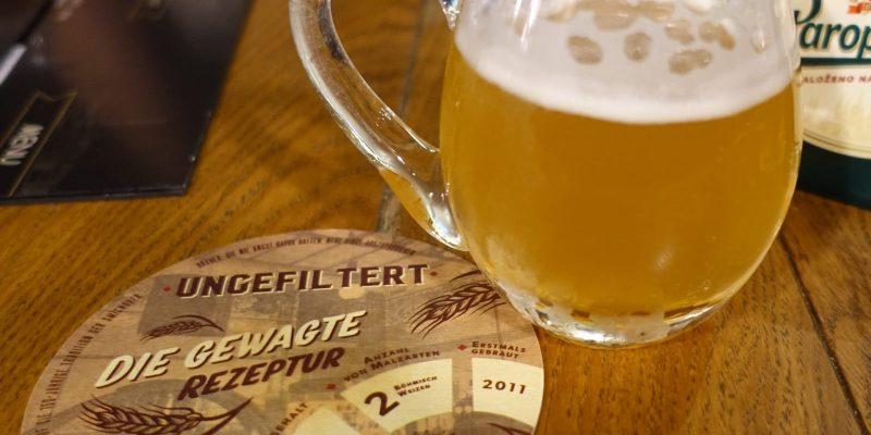Brauereien Prag, Staropramen ungefiltert