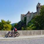 Bike tour to Loket