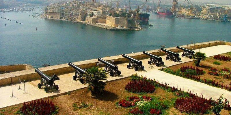 Saluting Battery Malta