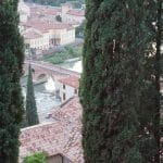 ...to come once again to the view over Verona...