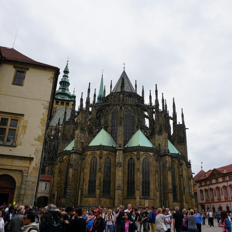 St. Vitus Cathedral 2015