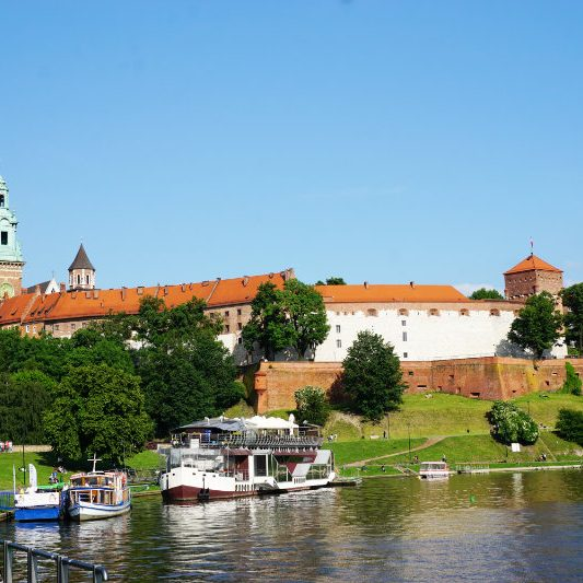 Vistula and Wawel