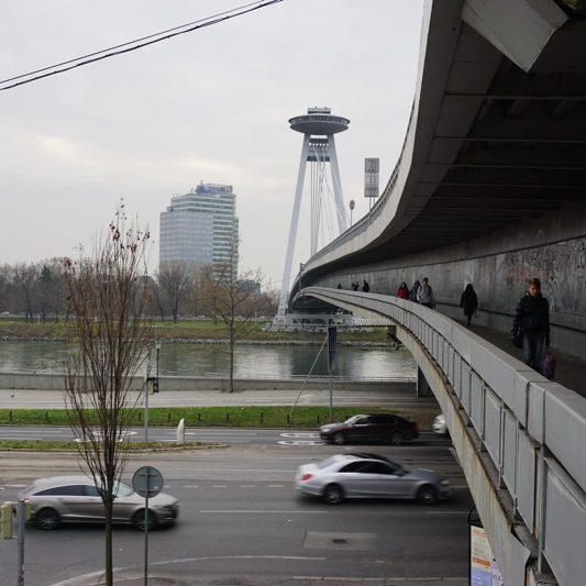 Bratislava SNP Bridge