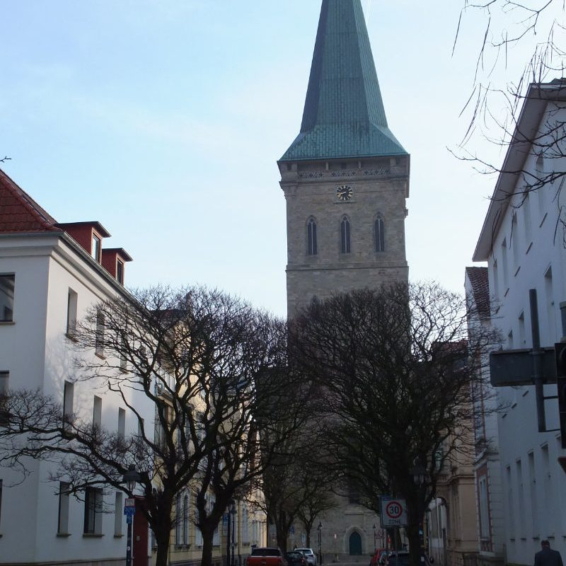 The Churches of Osnabrück