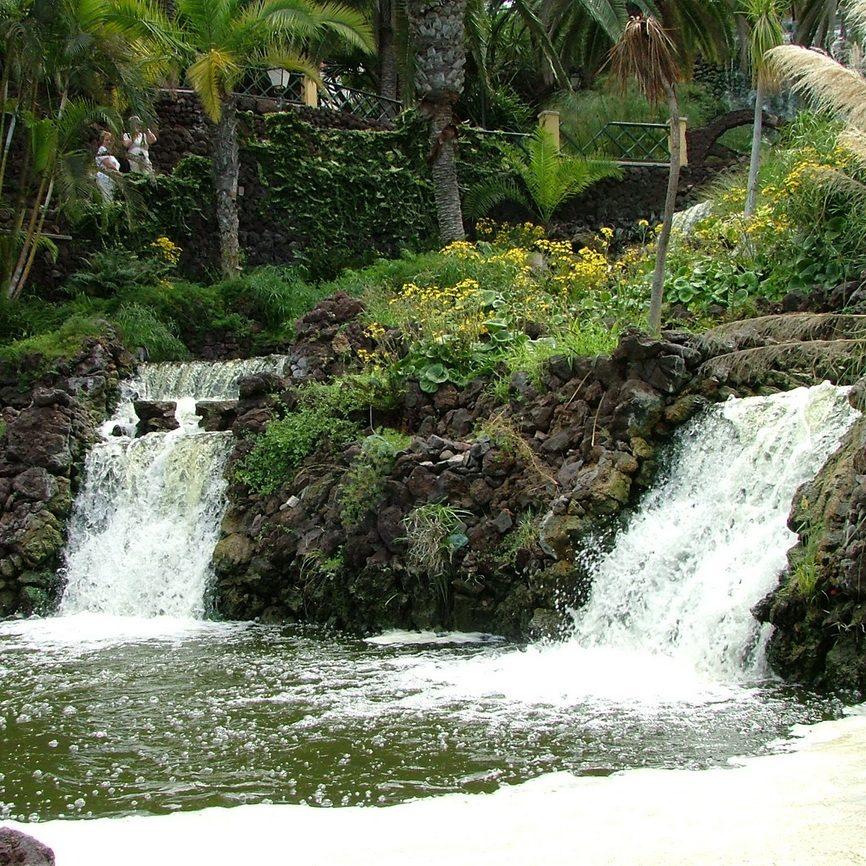 Parque Taoro in Puerto de la Cruz