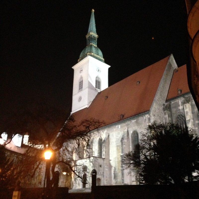 Kirchen in Bratislava