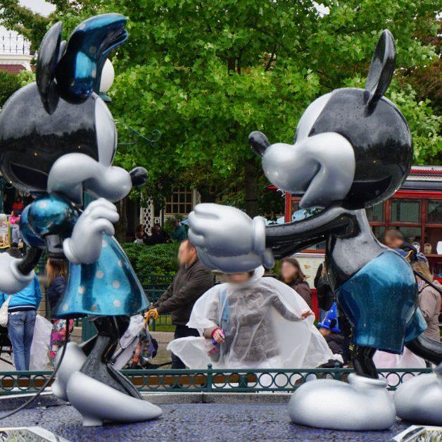 Minni and Mickey