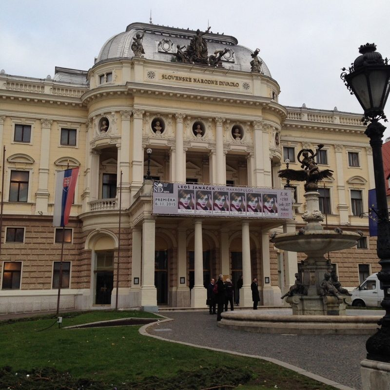 Opernhaus Bratislava