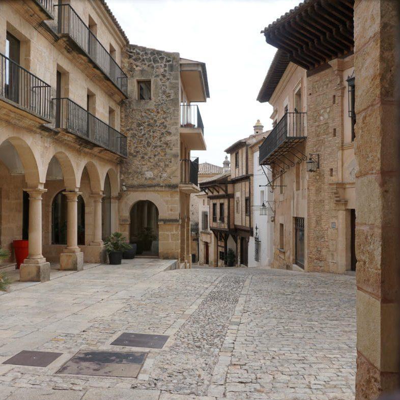 Pueblo Español, Palma – a short visit