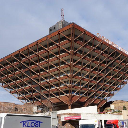 Radiogebäude